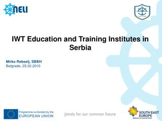 IWT Education and Training Institutes in Serbia