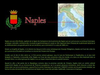 1908-NAPLEs