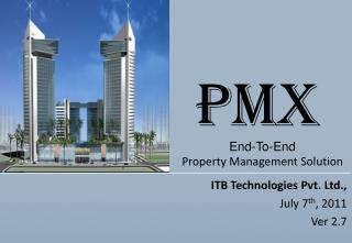 ITB Technologies Pvt. Ltd., July 7 th , 2011 Ver 2.7