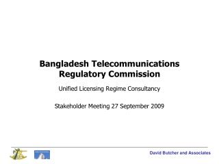 Bangladesh Telecommunications Regulatory Commission