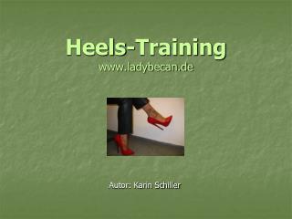 Heels-Training ladybecan.de