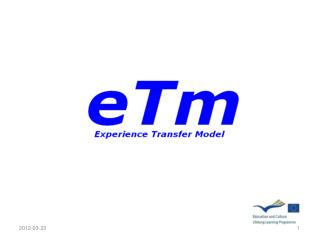 ETM key elements