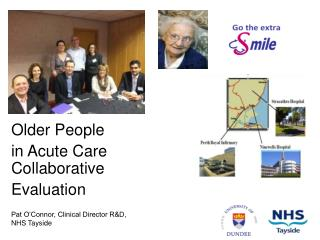 Older People  in Acute  Care Collaborative  Evaluation
