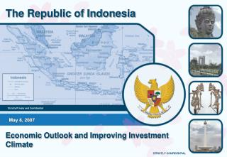 Economic Outlook and Improving Investment Climate