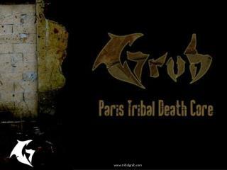 Grub est un sextet seine et marnais form� en 1998.