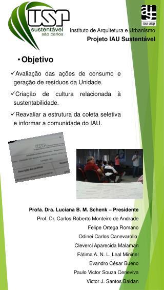 Instituto de Arquitetura e Urbanismo