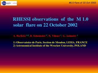 The  aim  of  the  work: Why the flare emission in cool chomospheric lines (H, Ca lines)