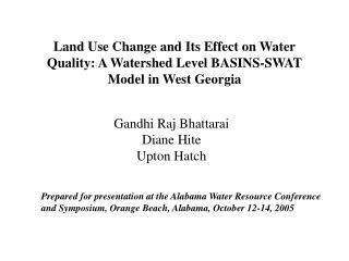 Gandhi Raj Bhattarai Diane Hite Upton Hatch