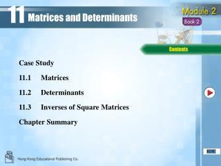 11.1 Matrices