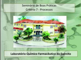 Laboratório Químico Farmacêutico do Exército