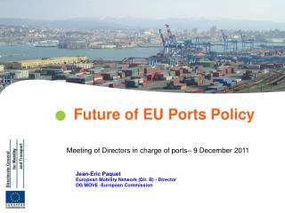 Future of EU Ports Policy