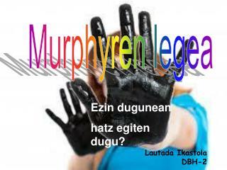 Murphyren legea