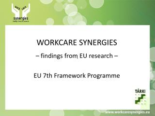WORKCARE SYNERGIES