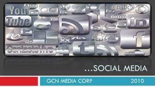 …SOCIAL MEDIA