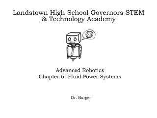 Landstown High School Governors STEM & Technology Academy