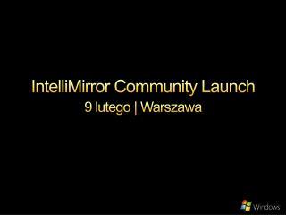 9 lutego | Warszawa