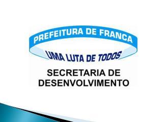 Panorama Franca - 2009