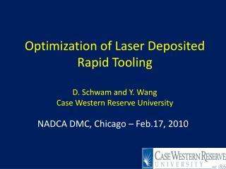 NADCA DMC, Chicago – Feb.17, 2010