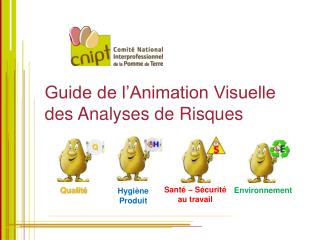 Guide de l'Animation Visuelle des Analyses de Risques