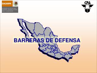 BARRERAS DE DEFENSA