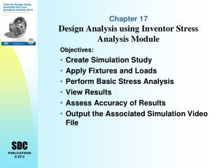 Chapter 17  Design Analysis using Inventor Stress Analysis Module