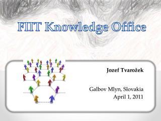 FIIT Knowledge Office