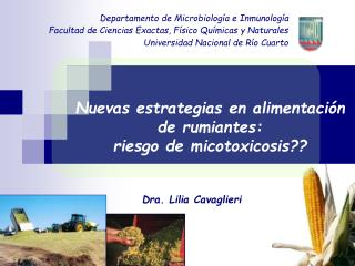 Dra. Lilia Cavaglieri