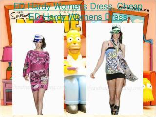 ED Hardy Womens Dress