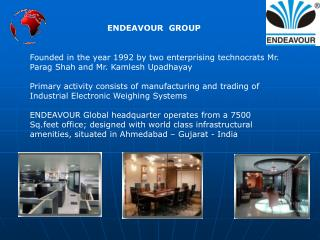 ENDEAVOUR  GROUP