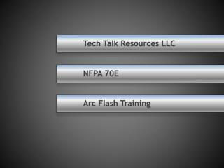 Tech Talk Resources LLC