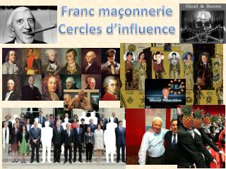 Franc ma�onnerie Cercles d�influence