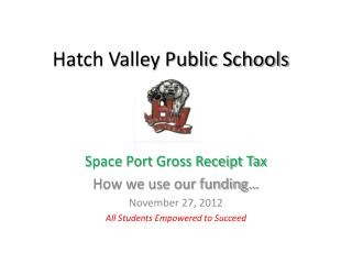 Hatch Valley Public Schools