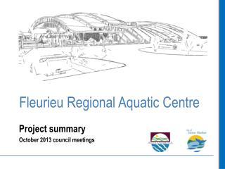 Fleurieu  Regional Aquatic Centre
