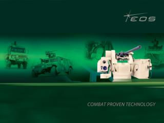 EOS Optronics GmbH Europe