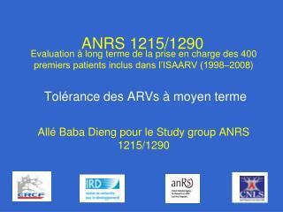 ANRS 1215/1290