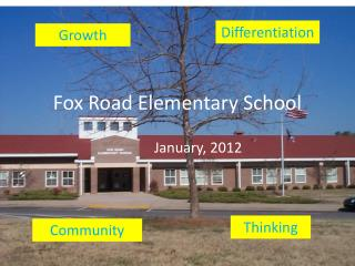 Fox Road Elementary School