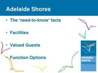 Adelaide Shores