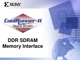 DDR SDRAM Memory Interface