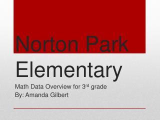 Norton Park Elementary