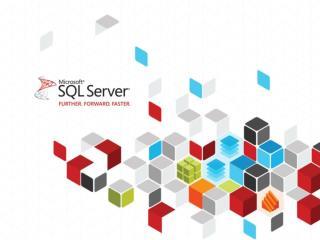 """SQL Server Code Name """"Denali""""-2012"""