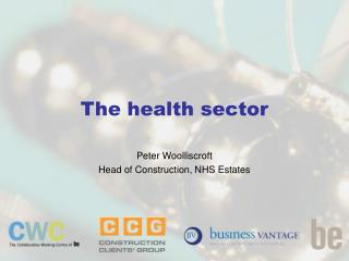 The health sector