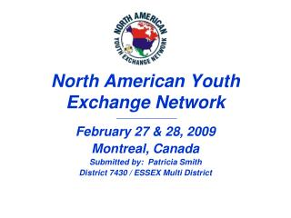 North American Youth Exchange Network