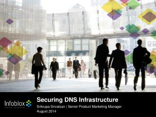 Securing DNS Infrastructure