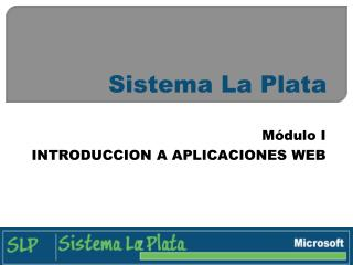 Sistema La Plata