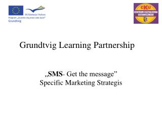 Grundtvig Learning Partnership