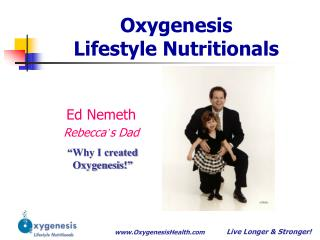 Oxygenesis Lifestyle Nutritionals
