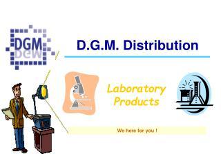 D.G.M. Distribution