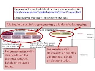 Cómo usar herramienta de fonética