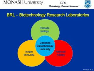 BRL Biotechnology Research Laboratories