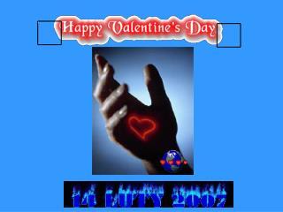 Z okazji Walentynek życzę Ci skarbie